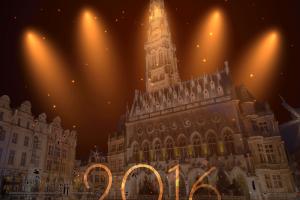 Bonne Année & Meilleurs Vœux 2016