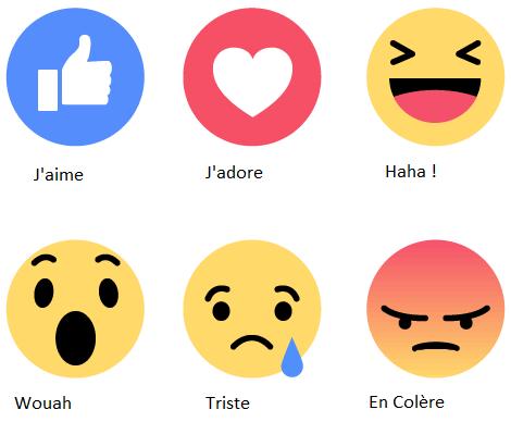 facebook les émoticons