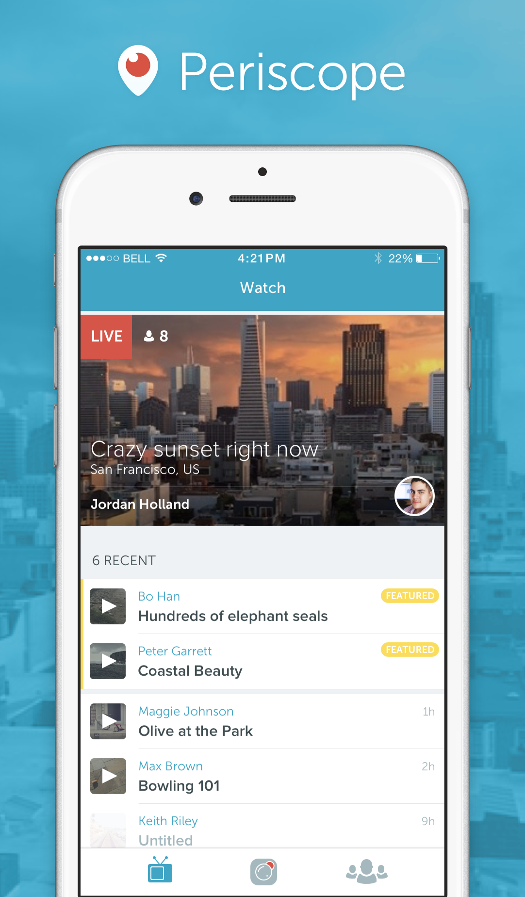 periscopewatcH