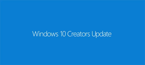 Confirmation de la seconde Mise à jour Windows 10 Créative Update (Creator Update)