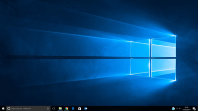 Tutoriel Windows 10 : Afficher les éléments sur le bureau