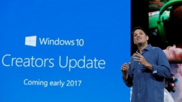 Windows 10 Fall Creator Update son lot de nouveautés